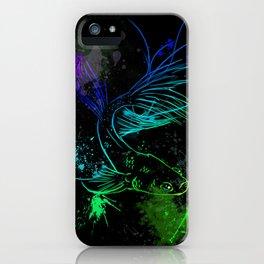 Rebel Betta iPhone Case