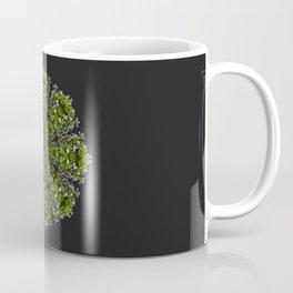 Torenia Mandala Coffee Mug