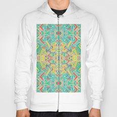 Boho pattern Hoody