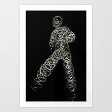 That Guy Art Print