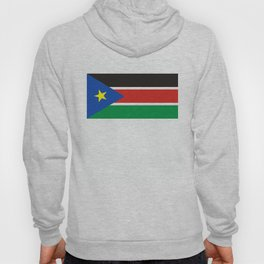 south sudan flag Hoody