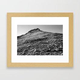Prokletije Framed Art Print