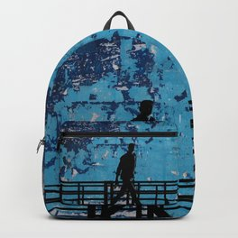 ABSTRACT WALK Backpack