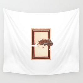 Torn Around — Bulldozer Wall Tapestry