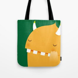 Ivy, the monster Tote Bag