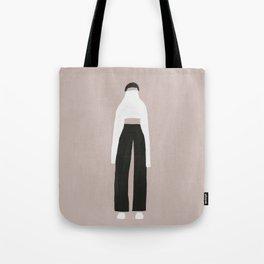 Turtleneck Tote Bag