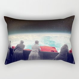 They Are Waiting For Us Rectangular Pillow