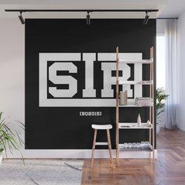 Sir - BQ Wall Mural