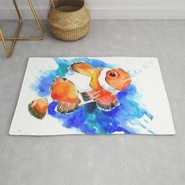 Clownfish Rug
