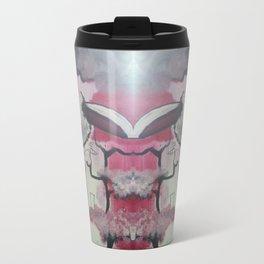 Pink Puff Power Travel Mug