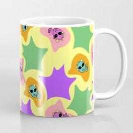 Word Project Pattern Coffee Mug