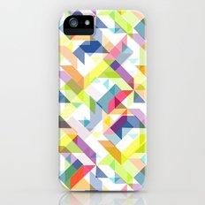Aztec Geometric II iPhone (5, 5s) Slim Case