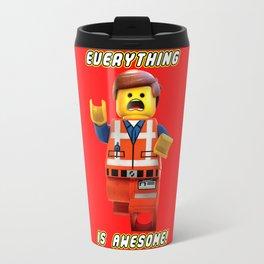 Everything is Awesome Travel Mug