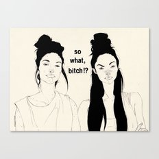 Is There Any Prob? Canvas Print