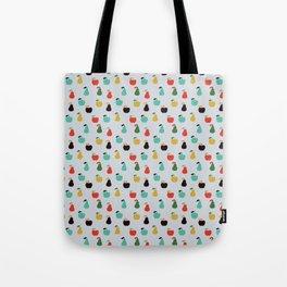 Apples + Pears Tote Bag