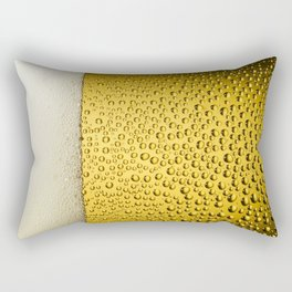 Beer Bubbles 1 Rectangular Pillow
