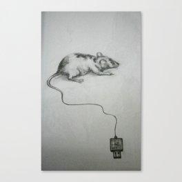 USB Canvas Print