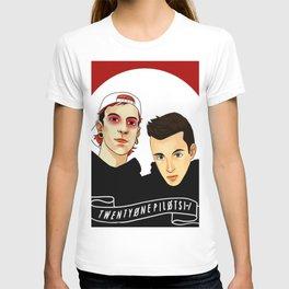 tyler n josh T-shirt