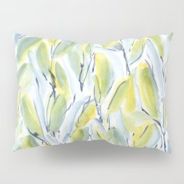 Growth Green Pillow Sham