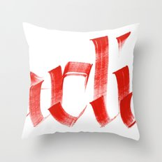 killaclient Throw Pillow