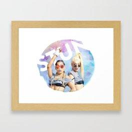 Stun Framed Art Print