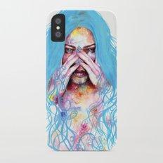 My True Colors Slim Case iPhone X