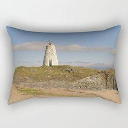 Twr Bach Lighthouse Rectangular Pillow