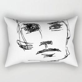 him #2 Rectangular Pillow