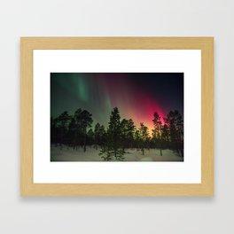 Aurora I Framed Art Print