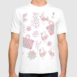 Travel pattern 2 T-shirt
