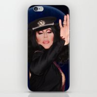 chad wys iPhone & iPod Skins featuring Chad Michaels - Shine of our Stars Fx   by OvahFx Art without a brush