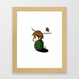 (Kame) Kamenashi Kazuya Framed Art Print