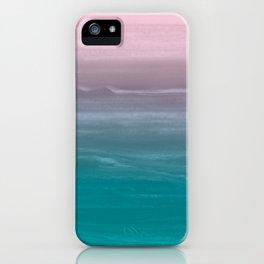 sunset Mountain Hight iPhone Case