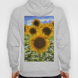 Sunflowers Summer Days Hoody