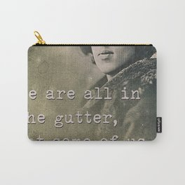 Inspiring quote Carry-All Pouch