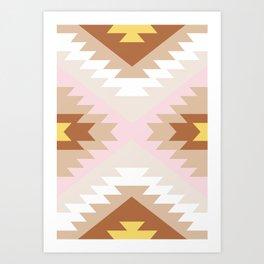Kilim 6 Art Print