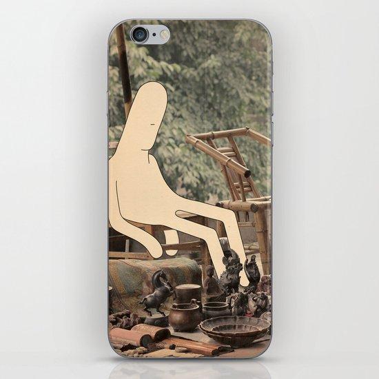 p i s o l o iPhone & iPod Skin