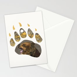 Grizzly Bear Stationery Cards