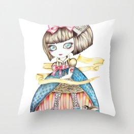 Carnivale Blythe Throw Pillow