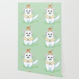 Fatty Catty - Hunter kitti Wallpaper