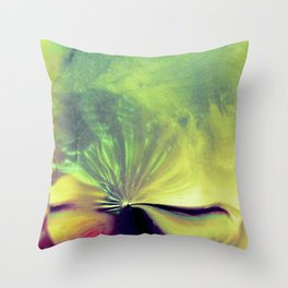 Nautical Abstract Throw Pillow