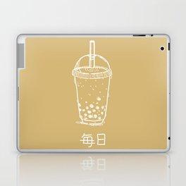 Bubble Tea/ Boba (mainichi) Laptop & iPad Skin
