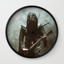 Teloch #OnStagePortrait Wall Clock