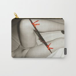 Naughty, naughty posing Carry-All Pouch