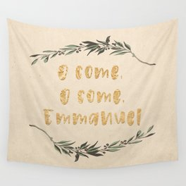 O Come, O Come, Emmanuel Wall Tapestry