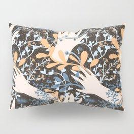 Las Manos Pillow Sham