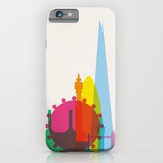 Shapes of London. Accurate to scale Slim Case iPhone 6s