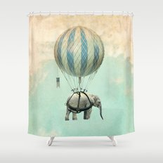 Jumbo Shower Curtain