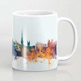 Newcastle England Skyline Coffee Mug