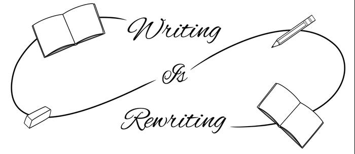 Writing Is Rewriting Coffee Mug